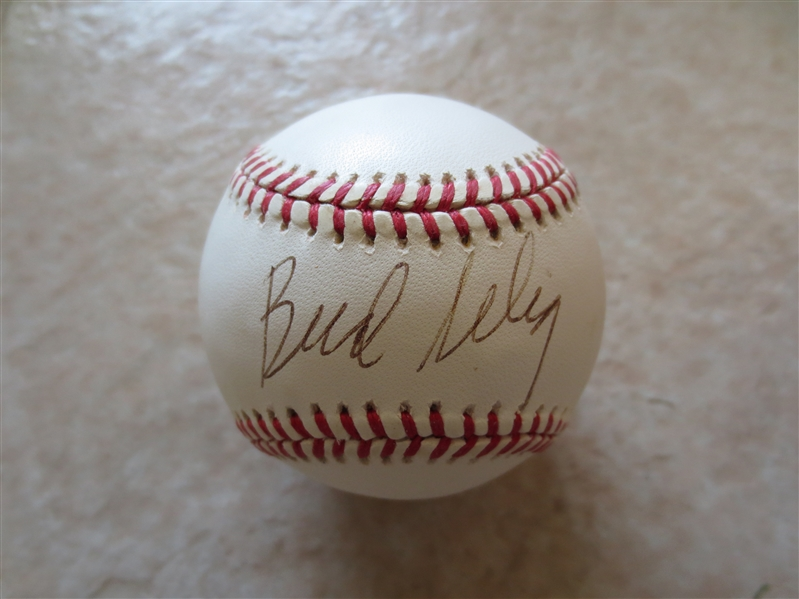 Autographed Bud Selig 1994 Official World Series Rawlings Baseball
