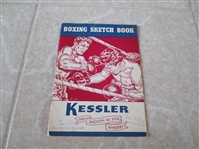1955 Kessler Boxing Guide   Tough to find!