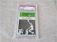 1961 -62 Bill Russell IA PSA 5 ex No qualifiers basketball card #62