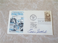 Autographed Eddie Gottlieb 1961 NBA Basketball Hall of Fame Cachet