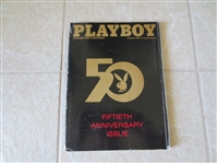 50th Anniversary Issue Playboy Magazine January 2004  Pictures every cover since the beginning