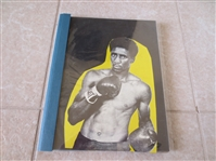(75+) Old Color Boxing Cutouts Hearns, Holmes, Ali, Spinks, Leonard, Mancini