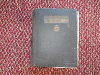 1920 University of Michigan yearbook Fielding Yost